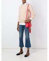 "See By Chloé Multicolor ""vicki"" Mini Bag"