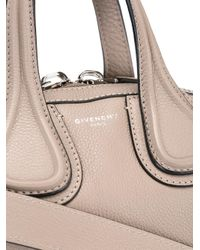 Givenchy - Natural Small Nightingale Leather Tote Bag - Lyst