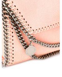 Stella McCartney Pink Crossbody Clutch