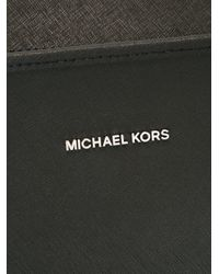 MICHAEL Michael Kors Black Jet Set Travl Chain Bag