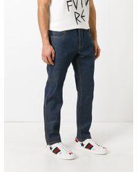 Gucci Blue Loved Jeans for men