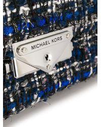 Mini Borsa Cece di MICHAEL Michael Kors in Blue