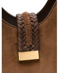 Altuzarra | Brown Ghianda Hobo Knot Small Bag | Lyst