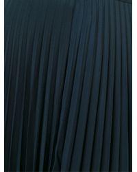 MICHAEL Michael Kors - Blue Knee Length Skirt - Lyst
