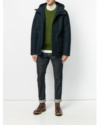 Woolrich Blue Mountain Jacket for men