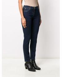 Jeans Denim V Gold di Valentino in Blue