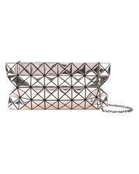 Bao Bao Issey Miyake - Pink Platinum Shoulder Bag - Lyst