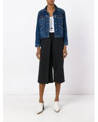MM6 by Maison Martin Margiela Black Tailored Bermuda Shorts