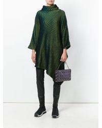 Bao Bao Issey Miyake | Purple Platinum Shoulder Bag | Lyst