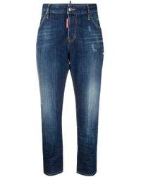 DSquared² Blue Denim Jeans