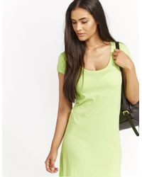 Polo Ralph Lauren   Green Long Dress   Lyst
