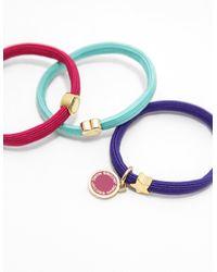Marc Jacobs - Blue Womens Pony Bracelet Set Multi - Lyst
