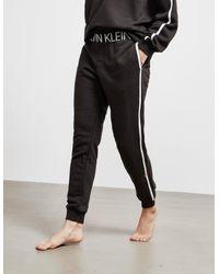 Calvin Klein Statement Joggers Black