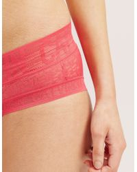 Calvin Klein - Pink Radical Hipsters - Lyst