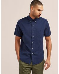 Polo Ralph Lauren Short Sleeve Shirt Blue for men
