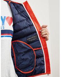 Tommy Hilfiger Orange Short Padded Hooded Short Down Jacket