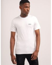 Barbour - White International Deals Short Sleeve T-shirt for Men - Lyst