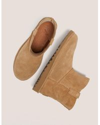 Ugg - Brown Womens Classic Unlined Mini Boot Tan - Lyst