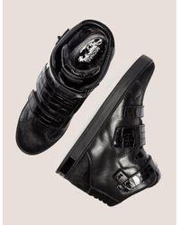 Michael Kors - Black Randi High Top Boots - Lyst
