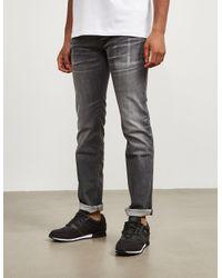 HUGO Gray 708 Slim Jeans for men