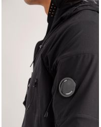 C P Company - Black Pro-tek Shower Jacket for Men - Lyst