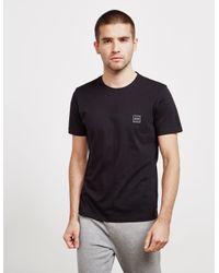 BOSS Tales Short Sleeve T-shirt Black for men