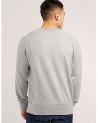 Rag & Bone - Gray Quality Sweatshirt for Men - Lyst