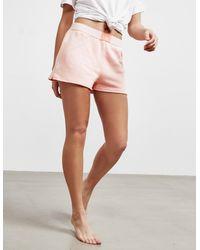 Calvin Klein Pink Sleep Shorts