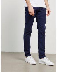 Emporio Armani Mens J06 Slim Jeans Blue for men
