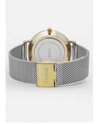 Cluse Metallic La Boheme Mesh Watch