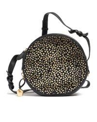 bell&fox Black Canteen Pony Bag