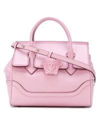 3463b2e0ea14 Lyst - Versace - Palazzo Empire Shoulder Bag in Pink