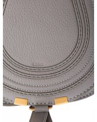 Chloé Gray Mini Sacs Bag