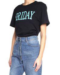 Alberta Ferretti - Black Friday T-shirt - Lyst