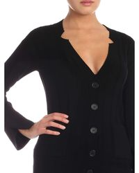 Cardigan Assai nero di Pinko in Black