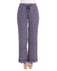 758623970e4a Tommy Hilfiger. Women's Blue Amber Trousers