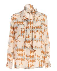 Ballantyne Natural Printed Shirt