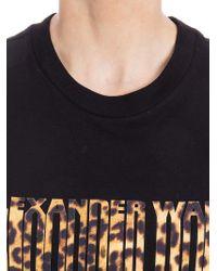 Alexander Wang - Black Crew Neck T-shirt - Lyst