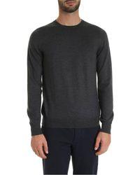 Pullover di Fay in Gray da Uomo