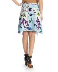 Stella McCartney Blue Abigale Skirt