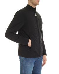 Moncler Bourvil Jacket In Black for men