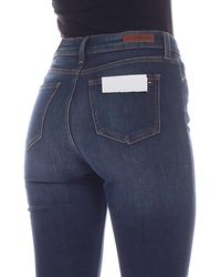 Tommy Hilfiger Blue Riverpoint Straight Jeans