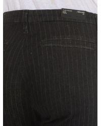 J Brand - Black Clara Trousers - Lyst