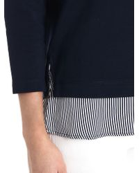 Tommy Hilfiger - Blue Angie Top - Lyst