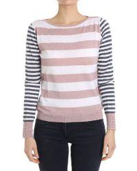 Max Mara Multicolor Marica Sweater