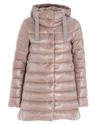 Herno Pink Nancy Down Jacket