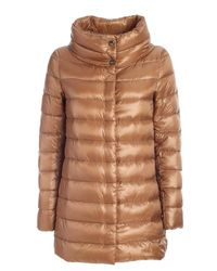 Herno Natural Iconico Collection Long Down Jacket