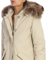 Woolrich Natural Arctic Parka
