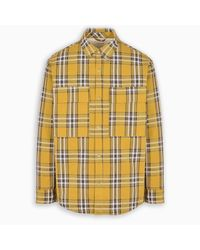 Giacca sportiva stile camicia gialla di Fear Of God in Yellow da Uomo