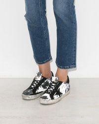 Golden Goose Deluxe Brand - Multicolor Sneakers Superstar - Lyst